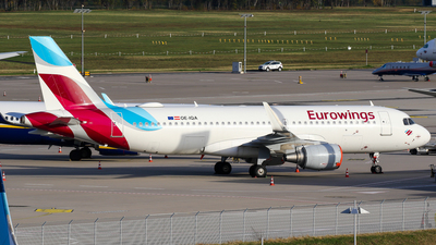 A picture of OEIQA - Airbus A320214 - Eurowings - © C. v. Grinsven
