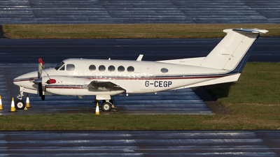 A picture of GCEGP - Beech B200 Super King Air - [BB726] - © Dan Smith