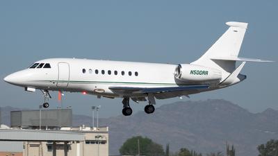 N500RR - Dassault Falcon 2000LX - Private