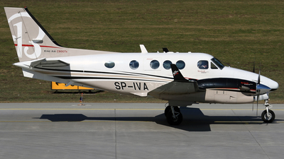 SP-IVA - Beechcraft C90GTx King Air - Flyjet