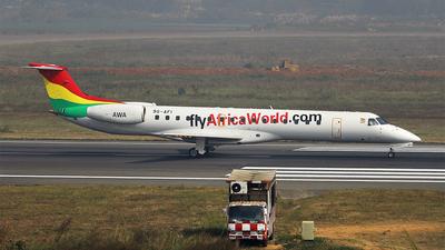 9G-AFI - Embraer ERJ-145LI - Africa World Airlines