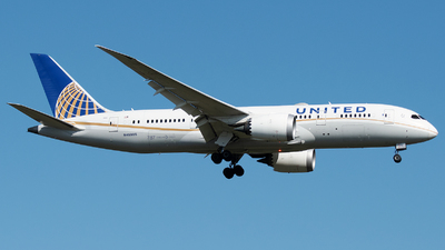 A picture of N45905 - Boeing 7878 Dreamliner - United Airlines - © Stefan Bayer