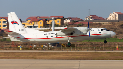 P-537 - Antonov An-24B - Air Koryo