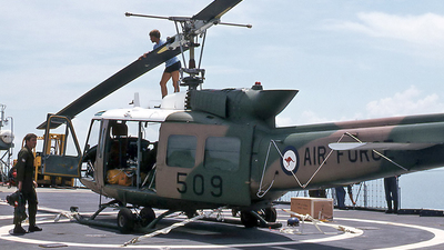 A2-509 - Bell UH-1H Iroquois - Australia - Royal Australian Air Force (RAAF)