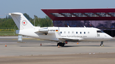 A picture of DAFAA - Bombardier Challenger 604 -  - © Dutch