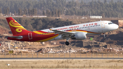 B-LPH - Airbus A320-214 - Hong Kong Airlines