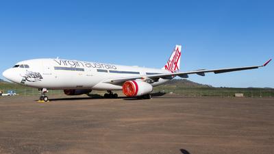 A picture of VHXFH - Airbus A330243 - Virgin Australia - © Josh Deitz