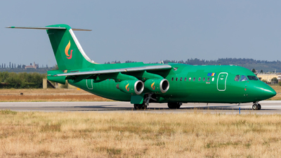 YR-AVR - British Aerospace BAe 146-300 - Aviro Air