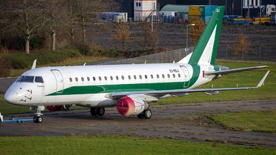 A picture of EIRDJ - Embraer E175STD - [17000342] - © Bjorn van der Velpen