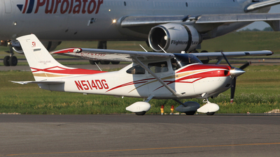 N514DG - Cessna T182T Skylane TC - Private