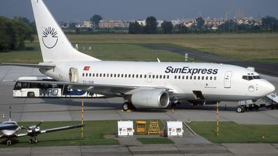 TC-SUE - Boeing 737-73S - SunExpress