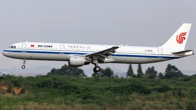 B-6631 - Airbus A321-213 - Air China