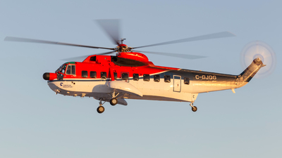C-GJQG - Sikorsky S-61N - Canadian Helicopters