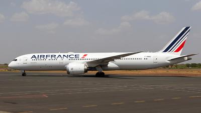 F-HRBD - Boeing 787-9 Dreamliner - Air France