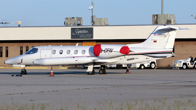 D-CFIV - Bombardier Learjet 35A - Air Alliance