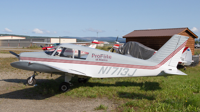 A picture of N1713J - Piper PA28140 - [2824124] - © Giuseppe Battioli