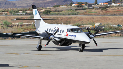 A picture of SEFVP - BAe Jetstream 31 - Sevenair - © Paulo Brito