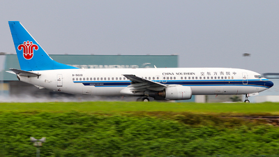 B-5020 - Boeing 737-81B - China Southern Airlines