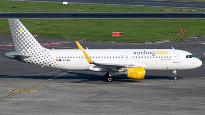 A picture of ECMAI - Airbus A320214 - Vueling - © Gaetan De Meyer - DHL Photographer