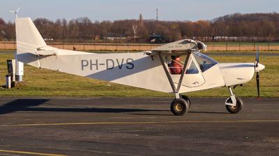 PH-DVS  - Zenair STOL CH 701 - Private