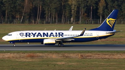 EI-FRH - Boeing 737-8AS - Ryanair