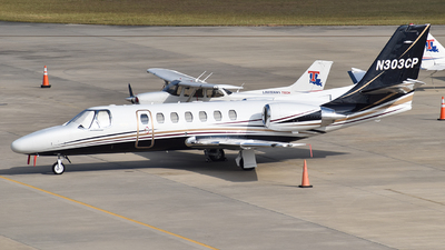 N303CP - Cessna 560 Citation Encore - Private