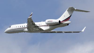 N152QS - Bombardier BD-700-1A10 Global 6000 - NetJets Aviation