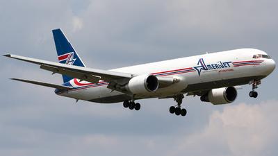 N316CM - Boeing 767-338(ER)(BDSF) - Amerijet International