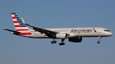 N203UW - Boeing 757-23N - American Airlines