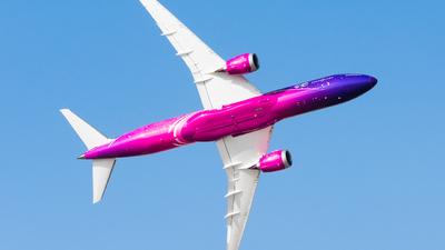N1015B - Boeing 787-9 Dreamliner - Boeing Company