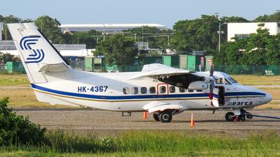 HK-4367 - Let L-410UVP-E20 Turbolet - Searca - Servicio Aéreo de Capurgana