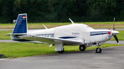 D-EEFK - Mooney M20K 252 TSE - Private