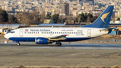 EP-VAR - Boeing 737-524 - Varesh Airlines
