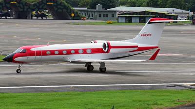 N88999 - Gulfstream G450 - Private