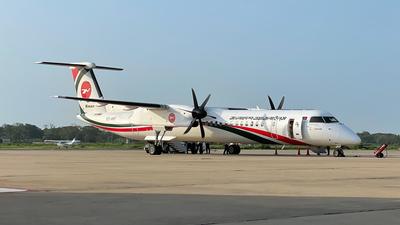 S2-AKE - De Havilland Canada Dash 8-402 - Biman Bangladesh Airlines