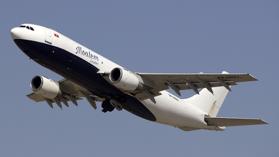 EX-30003 - Airbus A300B4-203(F) - Moalem Aviation