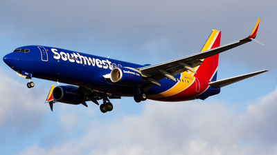 N8557Q - Boeing 737-8H4 - Southwest Airlines