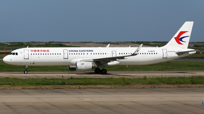 B-8575 - Airbus A321-211 - China Eastern Airlines