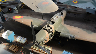 T-70 - Fairey Battle Mk.I - Belgium - Air Force