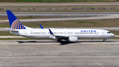 N73445 - Boeing 737-924ER - United Airlines