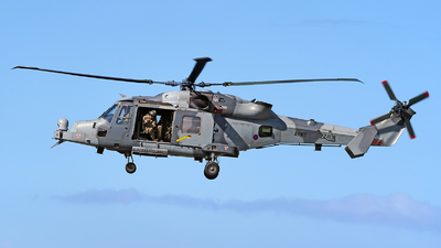 ZZ408 - Agusta-Westland AW-159 Wildcat AH.1 - United Kingdom - Army Air Corps
