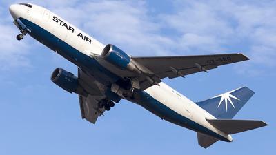 OY-SRO - Boeing 767-25E(SF) - Star Air