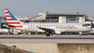 N403YX - Embraer 170-200LR - American Eagle (Republic Airways)