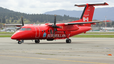 C-GSUR - Bombardier Dash 8-102 - Canada - Department of Transport