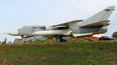 02 - Sukhoi Su-24M Fencer - Belarus - Air Force