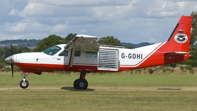 G-GOHI - Cessna 208 Caravan - Private