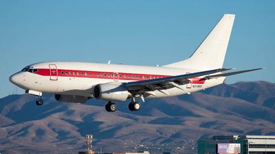 N319BD - Boeing 737-66N - EG&G