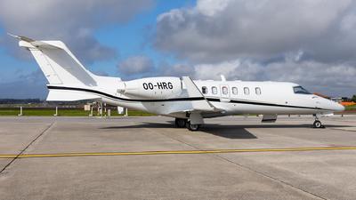 OO-HRG - Bombardier Learjet 45 - Air Service Liège (ASL)