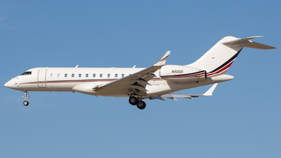 N151QS - Bombardier BD-700-1A10 Global 6000 - NetJets Aviation