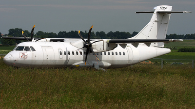 PH-ISA - ATR 42-500 - Virgin Nigeria